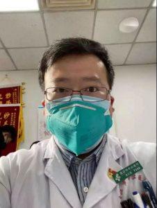 《李文亮医生凌晨抢救无效去世》